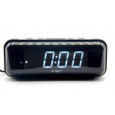 часы настольные VST-738/6 (белый) 1 сорт