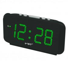 часы настольные VST-806/2 (зеленый) 1 сорт