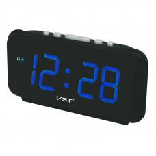 часы настольные VST-806/5 (ярко-синий) 1 сорт