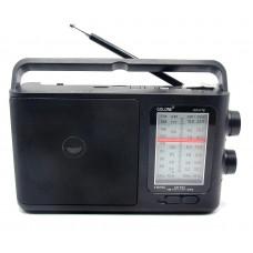 радиоприемник GOLON USB SD аккумулятор ICF-F19