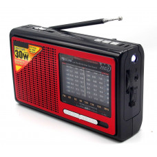 радиоприемник GOLON USB SD фонарик аккумулятор RX-2007
