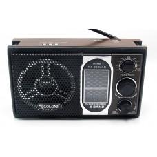 радиоприемник GOLON USB SD аккумулятор RX-303UAR