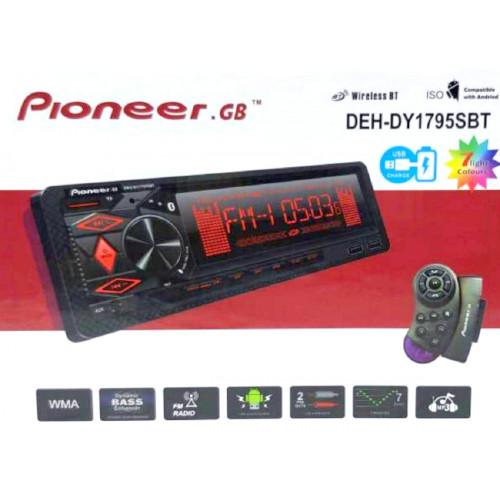 автомагнитола+Bluetooth+USB+AUX+Радио DEH-DY1795SBT