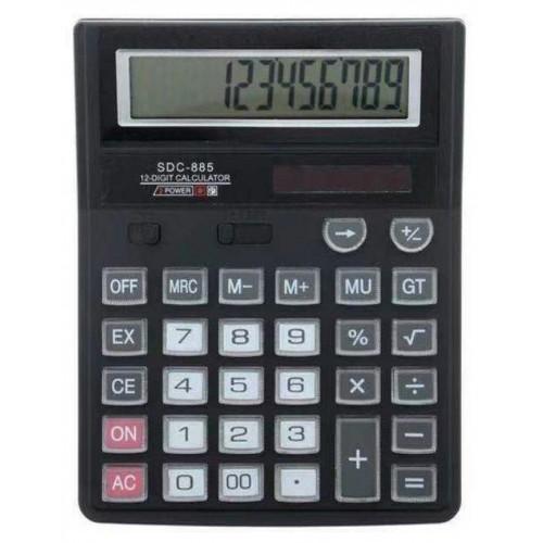 калькулятор SDC-885