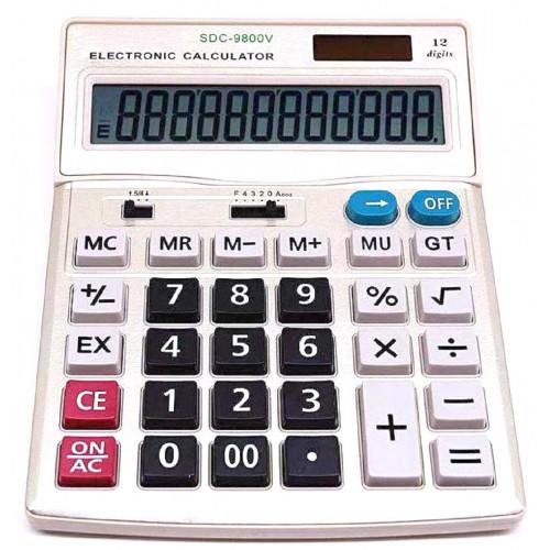 калькулятор SDC-9800V