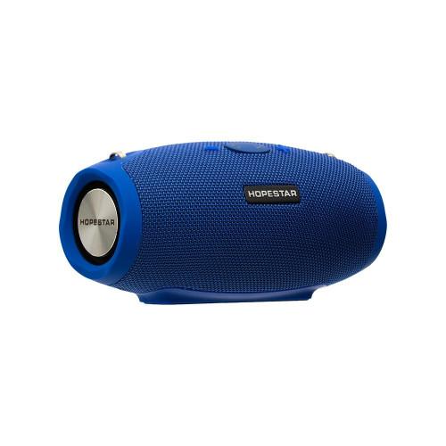 колонка HOPESTAR H26+Bluetooth+USB+SD+радио+4 динамика+аккумулятор+Power Bank (оригинал)