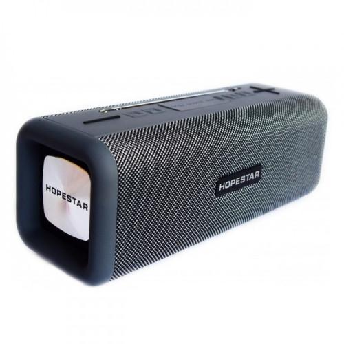 колонка HOPESTAR T9+Bluetooth+USB+SD+радио+4 динамика+аккумулятор+Power Bank (оригинал)