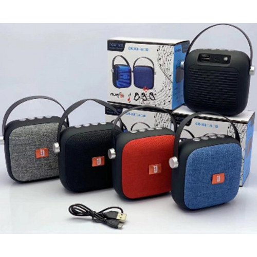 колонка CR-X8B Bluetooth USB радио 4 динамика аккумулятор