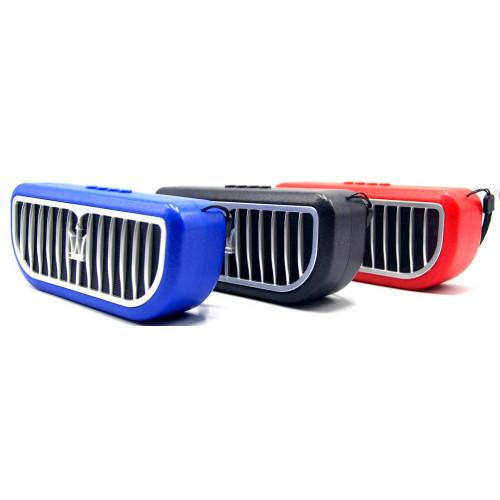 колонка Maserati+Bluetooth+USB+SD+радио+аккумулятор CH-M93