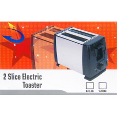 тостер двойной, с 6-ю режимами, мощность 750w, HJT-016 белый