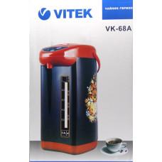 чайник-термос (термопот) VITEK, объем 6.8L V-68A