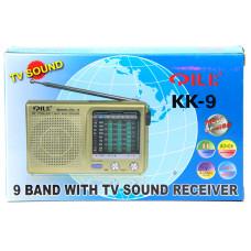 радиоприемник QILIte KK-9 (fm-76)