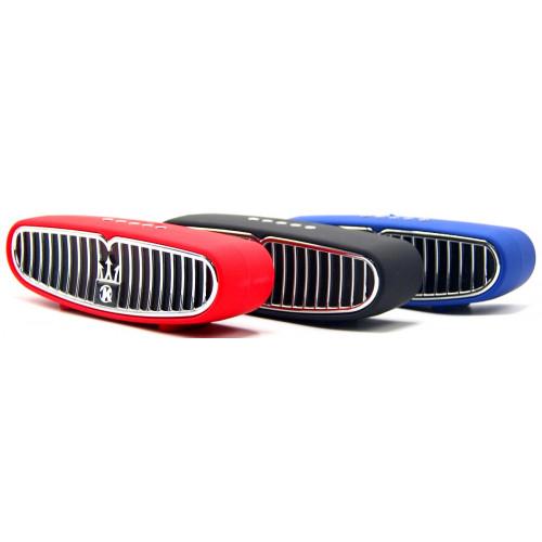 колонка Maserati Bluetooth USB SD радио аккумулятор K34