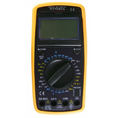 мультиметр DT-9202