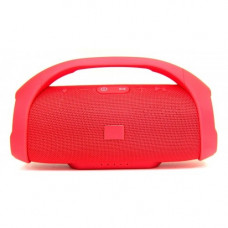колонка мини Booms Box+Bluetooth+USB+радио+4 динамика+аккумулятор+Power Bank (1 сорт)