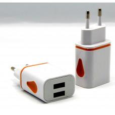 розетка 2 USB 2.1A, F5