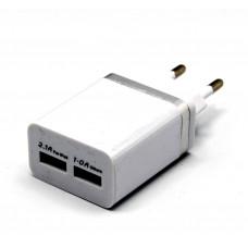 розетка 2 USB 3.1A, KO-56