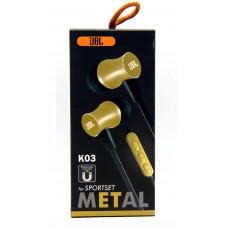 наушники беспроводные Bluetooth SD плеер микрофон SPORT K03