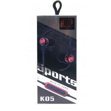 наушники беспроводные Bluetooth SD плеер микрофон SPORT K05