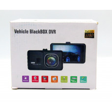 автомобильный видеорегистратор Full HD vehicle BlackBOX DVR