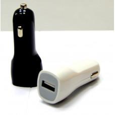авто зарядка 1 USB, 1A MM-17830-19