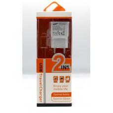 розетка 2 USB+кабель Samsung ETA-U90EWE