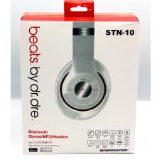 наушники STUDIO STN-10 SD плеер мик радио Bluetooth