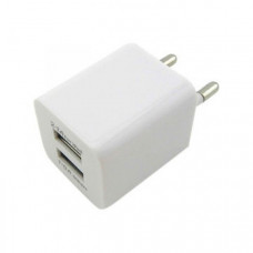 розетка USB Iphone 2 USB A20 (квадратная)
