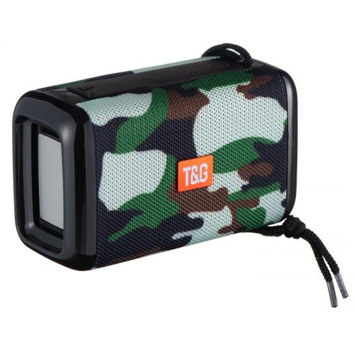 колонка Portable TG-163+Bluetooth+USB+радио+аккумулятор