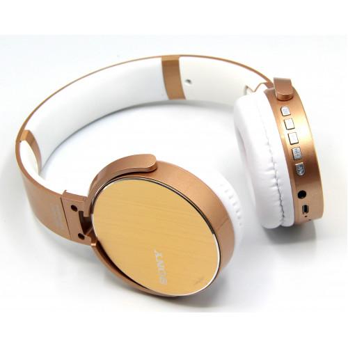 наушники беспроводные Sony 750BT SD плеер мик радио Bluetooth