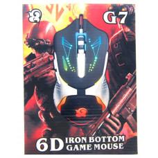 мышь беспроводная-игровая G7