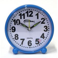 часы космос будильник подсветка 0059