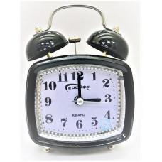 часы космос будильник механические 704
