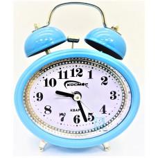 часы космос будильник механические 706