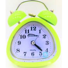 часы космос будильник механические 707