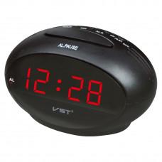 часы настольные VST-711/1 (красный)