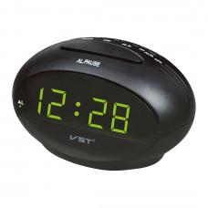 часы настольные VST-711/2 (зеленый)
