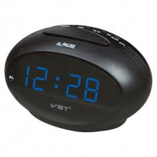часы настольные VST-711/5 (ярко-синий)
