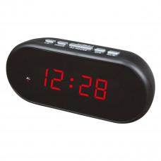 часы настольные VST-712/1 (красный)