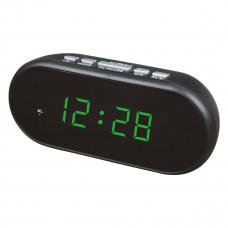 часы настольные VST-712/4 (ярко-зеленый)
