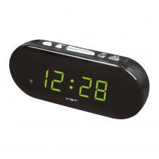 часы настольные VST-715/2 (зеленый)