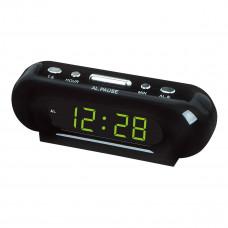 часы настольные VST-716/2 (зеленый)