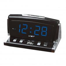 часы настольные VST-718/5 (ярко-синий)