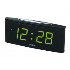 часы настольные VST-719/2 (зеленый)