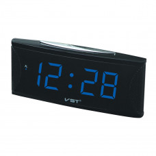часы настольные VST-719/5 (ярко-синий)
