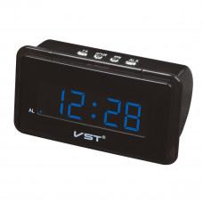 часы настольные VST-728/5 (ярко-синий)
