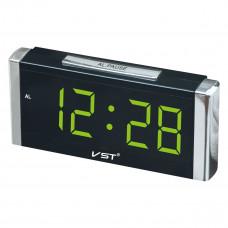 часы настольные VST-731/2 (зеленый)