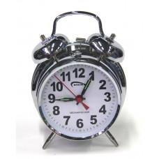 часы космос будильник механические 817