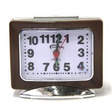 часы космос будильник подсветка 9009-1