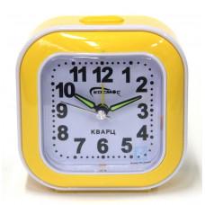 часы космос будильник подсветка 901